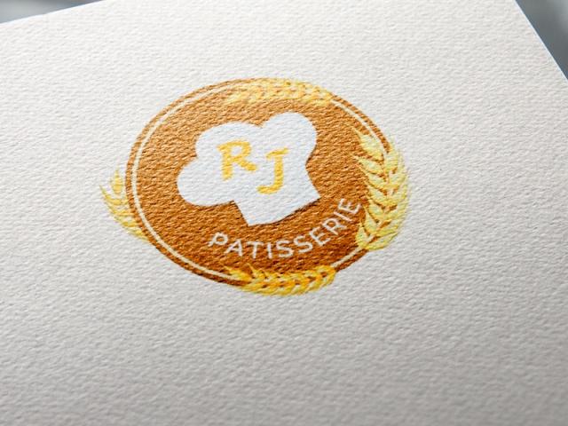 Logo - RJ Pâtisserie